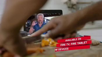 Food Network Kitchen App TV Spot, 'Amazon Devices: This Year' - Thumbnail 7