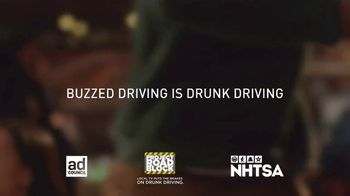 NHTSA TV Spot, 'Buzzed Warning Sign: App Obsessed' - Thumbnail 9