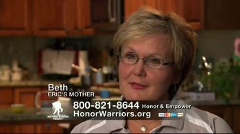 Wounded Warrior Project TV Spot, 'Honoring Sacrifice'