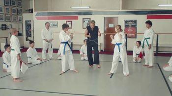 QuickBooks TV Spot, 'Happy Business: Karate Kid' Featuring Martin Kove - Thumbnail 1