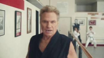 QuickBooks TV Spot, 'Happy Business: Karate Kid' Featuring Martin Kove