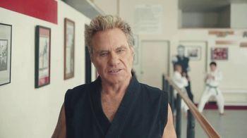 QuickBooks TV Spot, 'Happy Business: Karate Kid' Featuring Martin Kove - Thumbnail 2