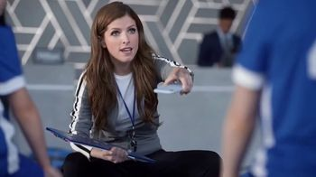 Hilton Hotels Worldwide App TV Spot, 'Soccer Team' Featuring Anna Kendrick