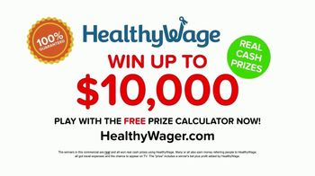 HealthyWage TV Spot, 'Paid to Lose Weight' - Thumbnail 8
