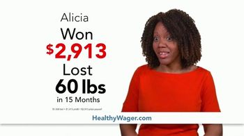 HealthyWage TV Spot, 'Paid to Lose Weight' - Thumbnail 2