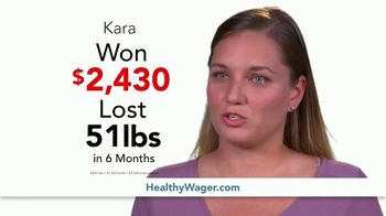 HealthyWage TV Spot, 'Paid to Lose Weight' - Thumbnail 4