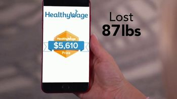 HealthyWage TV Spot, 'Paid to Lose Weight'