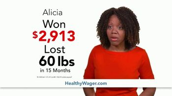 HealthyWage TV Spot, 'Paid to Lose Weight' - Thumbnail 7