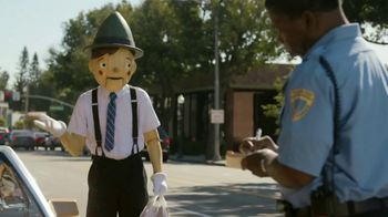 GEICO TV Spot, 'Pinocchio Sequel: Parking' - Thumbnail 3
