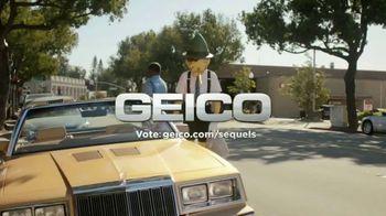 GEICO TV Spot, 'Pinocchio Sequel: Parking' - Thumbnail 8