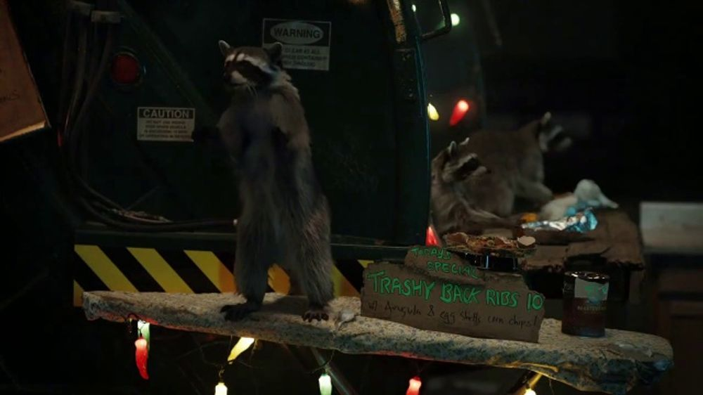 GEICO TV Commercial, 'Raccoons Sequel: Food Truck'