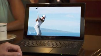 NBC Sports Gold Annual Pass TV Spot, 'PGA Tour Live: Free Month'
