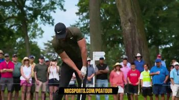 NBC Sports Gold Annual Pass TV Spot, 'PGA Tour Live: Free Month' - Thumbnail 3
