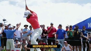 NBC Sports Gold Annual Pass TV Spot, 'PGA Tour Live: Free Month' - Thumbnail 4