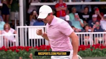NBC Sports Gold Annual Pass TV Spot, 'PGA Tour Live: Free Month' - Thumbnail 6