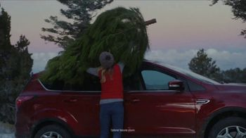 Ford Built for the Holidays Sales Event TV Spot, 'Tree Cutting' [T2] - 1 commercial airings