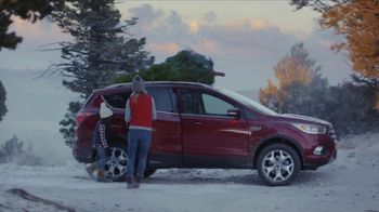 Ford Built for the Holidays Sales Event TV Spot, 'Tree Cutting' [T2] - Thumbnail 7