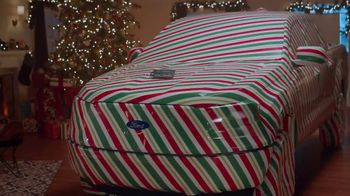 Ford Built for the Holidays Sales Event TV Spot, 'Spoil the Surprise' [T2] - Thumbnail 2