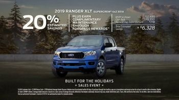 Ford Built for the Holidays Sales Event TV Spot, 'Spoil the Surprise' [T2] - Thumbnail 4
