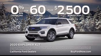 Ford Built for the Holidays Sales Event TV Spot, 'Completely Re-Imagined' [T2] - Thumbnail 8
