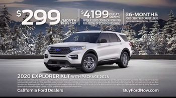 Ford Built for the Holidays Sales Event TV Spot, 'Completely Re-Imagined' [T2] - Thumbnail 7
