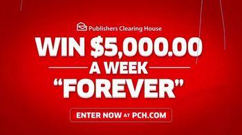 Publishers Clearing House TV Spot, '$5,000 a Week: Next Winner' Featuring Steve Harvey - Thumbnail 9