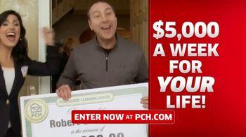Publishers Clearing House TV Spot, '$5,000 a Week: Next Winner' Featuring Steve Harvey - Thumbnail 6