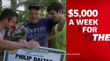 Publishers Clearing House TV Spot, '$5,000 a Week: Next Winner' Featuring Steve Harvey - Thumbnail 7