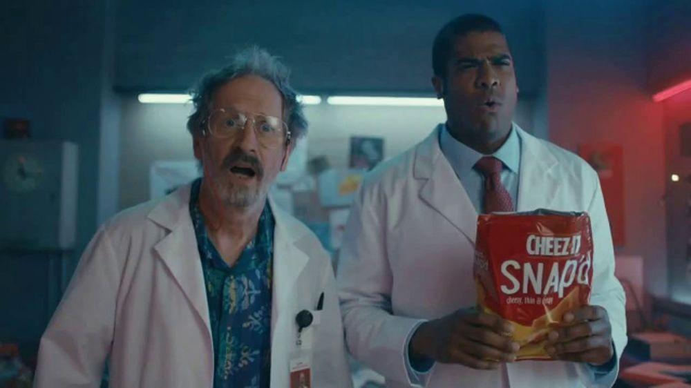 Cheez-It Snap'd TV Commercial, 'Taste Test'