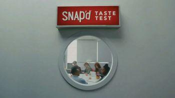 Cheez-It Snap'd TV Spot, 'Taste Test' - Thumbnail 1