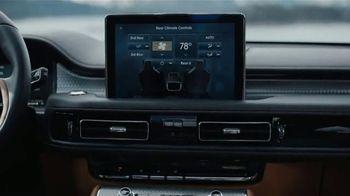 2020 Lincoln Aviator TV Spot, 'Warm Escape' Featuring Matthew McConaughey [T1] - Thumbnail 2