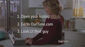 OurTime.com TV Spot, 'You Look Great' - Thumbnail 6