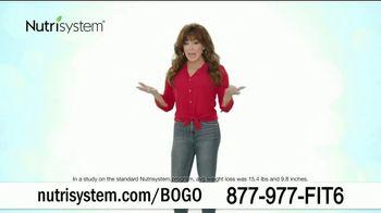 Nutrisystem BOGO Sale TV Spot, 'Personal Plans Designed for You: One Month Free' - Thumbnail 2