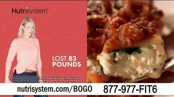 Nutrisystem BOGO Sale TV Spot, 'Personal Plans Designed for You: One Month Free' - Thumbnail 5