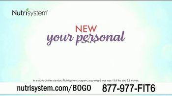 Nutrisystem BOGO Sale TV Spot, 'Personal Plans Designed for You: One Month Free' - Thumbnail 8