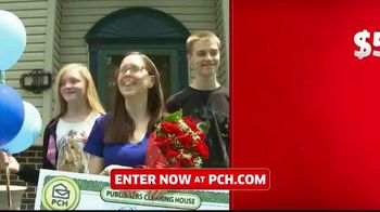 Publishers Clearing House TV Spot, '$5,000 a Week: Start the New Year Really Rich' Ft. Steve Harvey - Thumbnail 5