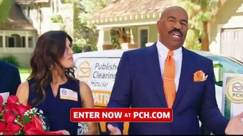 Publishers Clearing House TV Spot, '$5,000 a Week: Start the New Year Really Rich' Ft. Steve Harvey - Thumbnail 6