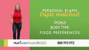 Nutrisystem Personal Plans TV Spot, 'Different is Good' Featuring Marie Osmond - Thumbnail 5