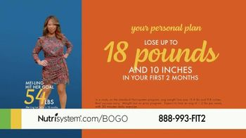 Nutrisystem Personal Plans TV Spot, 'Different is Good' Featuring Marie Osmond - Thumbnail 8