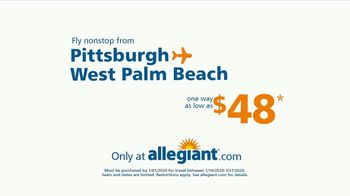 Allegiant TV Spot, 'Spies in Disguise: Pittsburgh to West Palm Beach' - Thumbnail 8