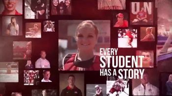 Big Ten Conference TV Spot, 'Faces of the Big Ten: Claire Nicholson' - Thumbnail 1