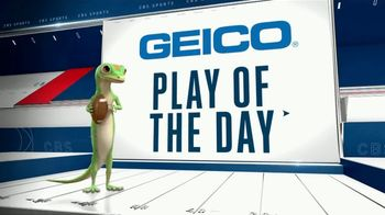 GEICO TV Spot, 'Play of the Day: Mecole Hardman' - Thumbnail 10