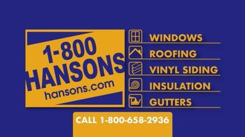 1-800-HANSONS Winter Blowout Sale TV Spot, 'Protect Your Home' - Thumbnail 6