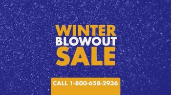 1-800-HANSONS Winter Blowout Sale TV Spot, 'Protect Your Home' - Thumbnail 1