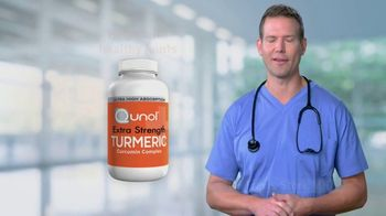 Qunol Turmeric Ultra High Absorption TV Spot, 'Healthy Joints' Featuring Travis Stork