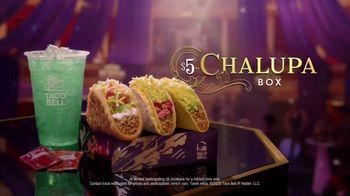 Taco Bell $5 Chalupa Box TV Spot, 'Big Show' - Thumbnail 7