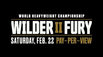 Premier Boxing Champions TV Spot, 'Wilder vs. Fury II' - Thumbnail 7