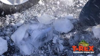 T-Rex Tape TV Spot, 'Block of Ice' - Thumbnail 1