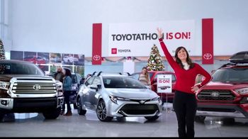 Toyota Toyotathon TV Spot, 'Ice Skating' [T2] - 58 commercial airings