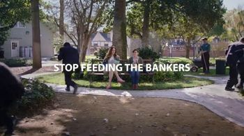 San Diego County Credit Union (SDCCU) TV Spot, 'Stop Feeding the Bankers' - 6 commercial airings